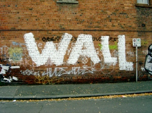 """Wall"" in Fitzroy"