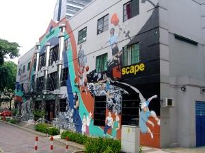 *scape park centre