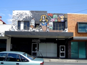 Jugglers - Fortitude Valley