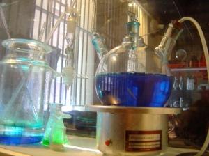 The Lab decor
