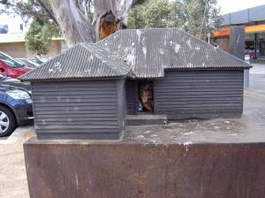 Jason Waterhouse, Dwelling, Coburg