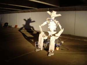 Junky Projects robot