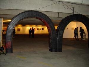 Melbourne Stencil Festival Underground exhibition