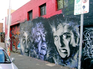 Unknown, Collingwood, 2009