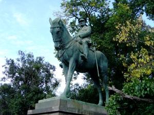 William Leslie Bowles, Sir John Monash Memorial