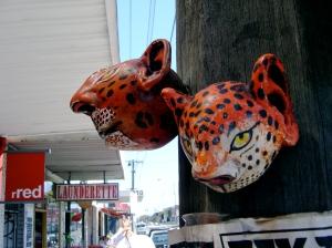 Malfunction, Leopards, 2011, Fitzroy