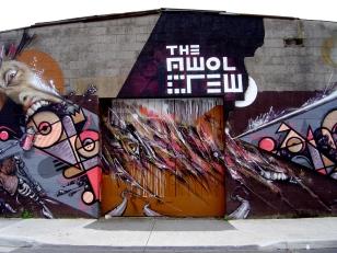 AWOL Crew building