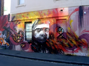 AWOL in Fitzroy 2012