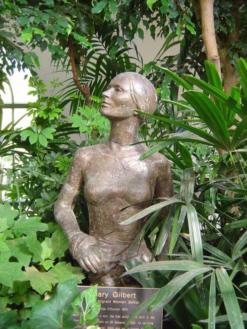 Ailsa O'Connor, Mary Gilbert Memorial, 1975 (2)