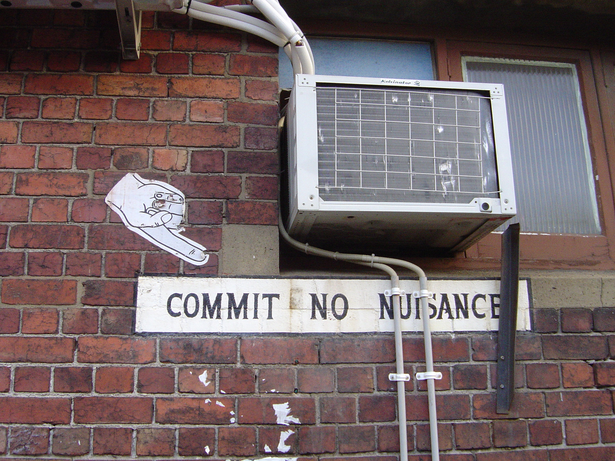 Man Cave Signs Melbourne : Melbourne flâneurs black mark