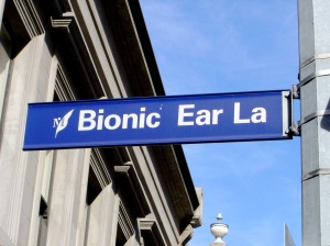 Bionic Ear Lane