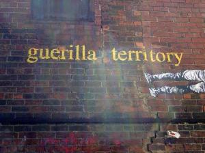 guerilla territory - baby guerilla