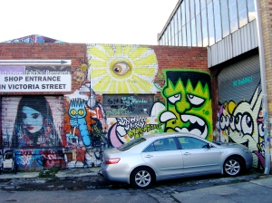 Land of Sunshine, Brunswick