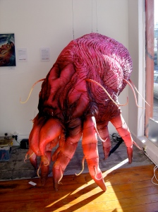 Felipe Reynolds, Dust Mite