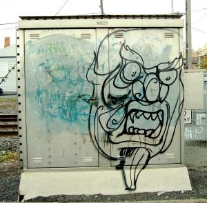 unknown artist, Melbourne, 2009