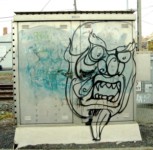 unknown artist, Melbourne, 2009