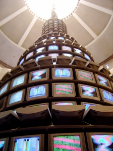 "Nam June Paik, ""Dadaikseon "" 1988"