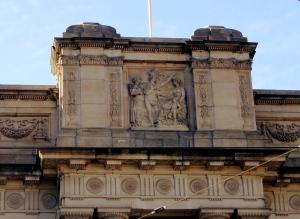 Bertram McKennel, Victoria Parliament House, 1888