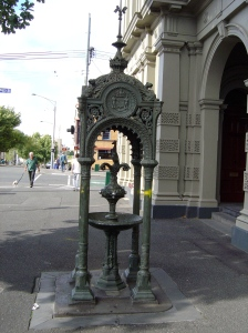 Henderson Memorial Drinking Fountain, North Melbourne