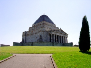 Shrine of Rememberance, Melbourne