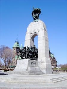 Canada's WWI Memorial, Ottawa