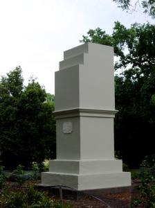 Annie Wu, A man walks into a plinth...