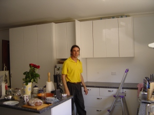 Finishing up on my 2006 kitchen renovation