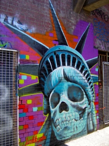 Liberty Skull - Footscray