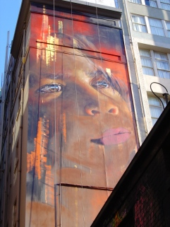 Adnate, Hosier Lane, 2014