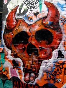 Makatron - Heart skull - Hosier:Rutledge