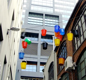 Buckets in AC:DC lane