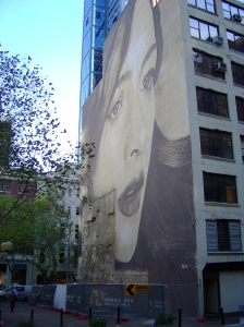 Rone in Collins Street