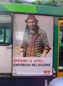 Rone advert for Uniqlo
