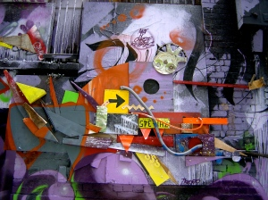 Junky Projects, All Your Walls, 2013 (2)
