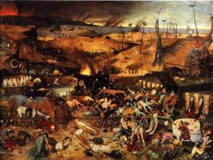 Pieter Brueghal the Elder, The Triumph of Death, 1562