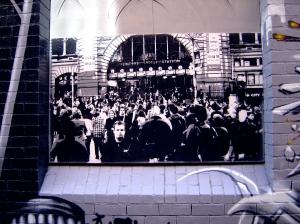 Kerpy - Flinders St. Station