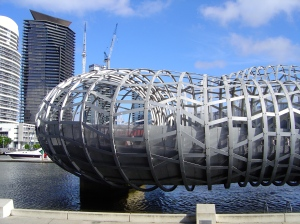 Webb Bridge, Docklands