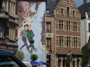 Brussels wall1