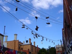 Fling-ups, Collingwood