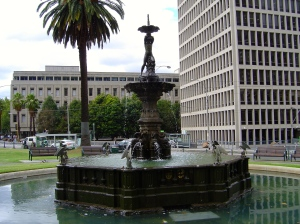 Stanford Fountain, Melbourne