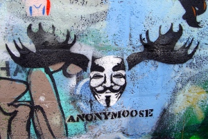 Anonymoose, Blender Alley