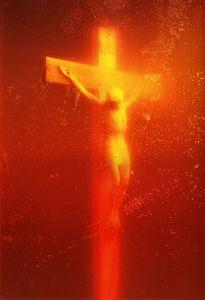 Andres Serrano, Piss Christ, 1987