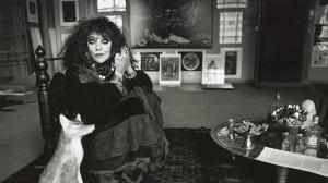 Vali Myers in her studio in the Nicholas Building, Liz Ham, 1997