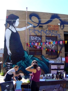 Be Free on Florence Street Warehouse