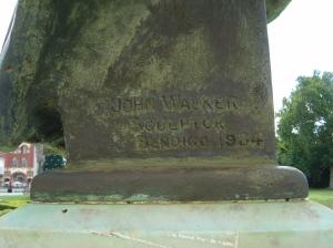 John Walker, Sculptor