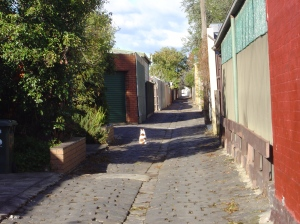A lane in Brunswick