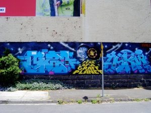 Fear of a Graff Planet - Moreland