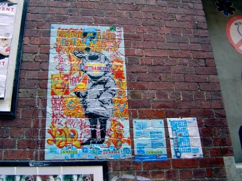 Sunfigo Banksy tribute