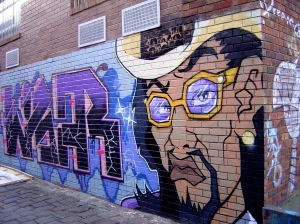 Unknown, Bootsey Collins, Brunswick, 2013