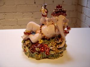 Janet Beckhouse, Ganesha, 2014